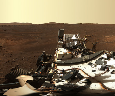 Miesiąc Perseverance na Marsie - co odkrył łazik?