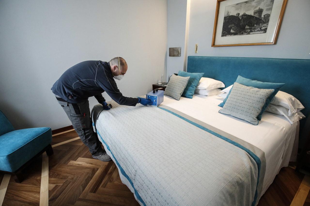 Miesięcznie branża hotelowa traci miliard złotych