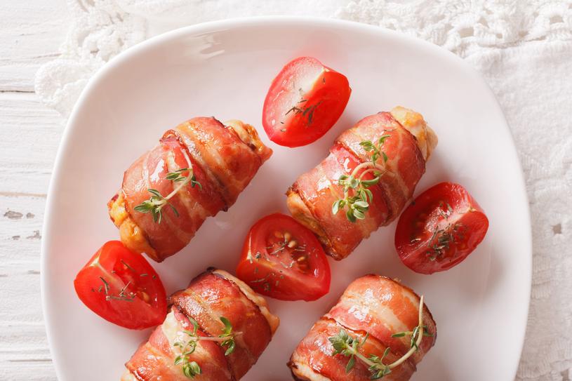 Mięso drobiowe w boczku /123RF/PICSEL