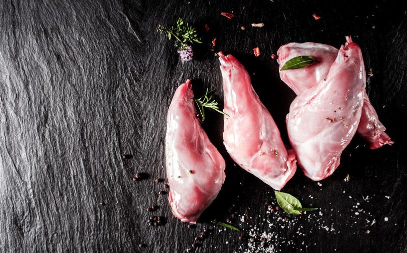 Mięso królika jest uznawane za najbezpieczniejsze dla alergików /123RF/PICSEL