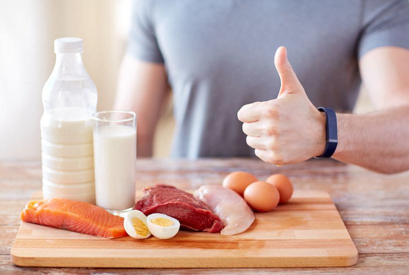 Mięso nie jest jedynym źródłem pełnowartościowego białka /123RF/PICSEL
