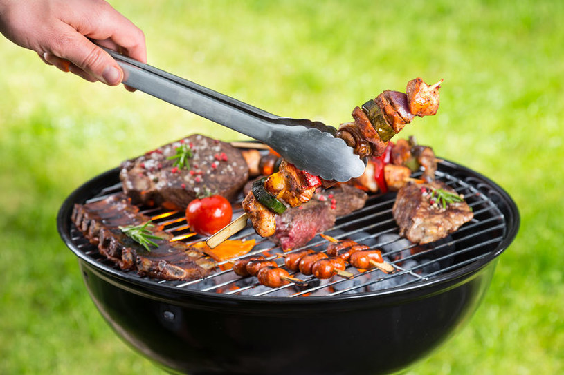 Mięso z grilla /©123RF/PICSEL