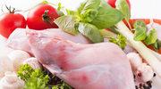 Mięso z królika w menu malucha
