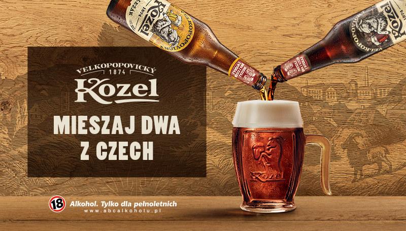 Mieszaj dwa z Czech /materiały promocyjne