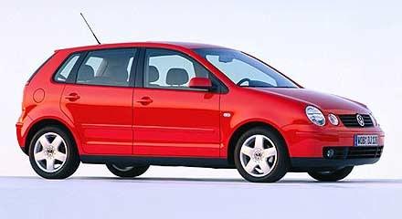 Mieszanka Volkswagena /INTERIA.PL