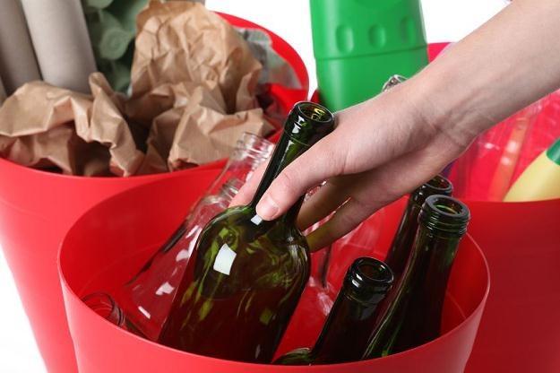 Mieszkańcy domów jednorodzinnych segregują odpady /©123RF/PICSEL