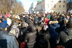 Mieszkańcy Moskwy uczcili pamięć Borysa Niemcowa
