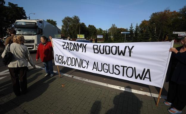 Mieszkańcy nie mogą się już doczekać / Fot: Michał Kość /Reporter
