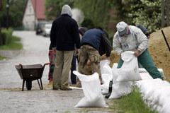 Mieszkańcy podwrocławskich wiosek nie chcą się ewakuować