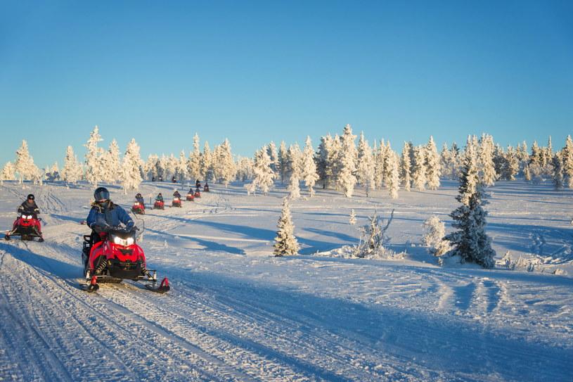Mieszkańcy Salli przekonują, że globalne ocieplenie jest faktem i prawdziwa, lapońska zima odchodzi w zapomnienie. Do tej pory w najmroźniejsze noce temperatura spadała nawet do -50 stopni! /123RF/PICSEL