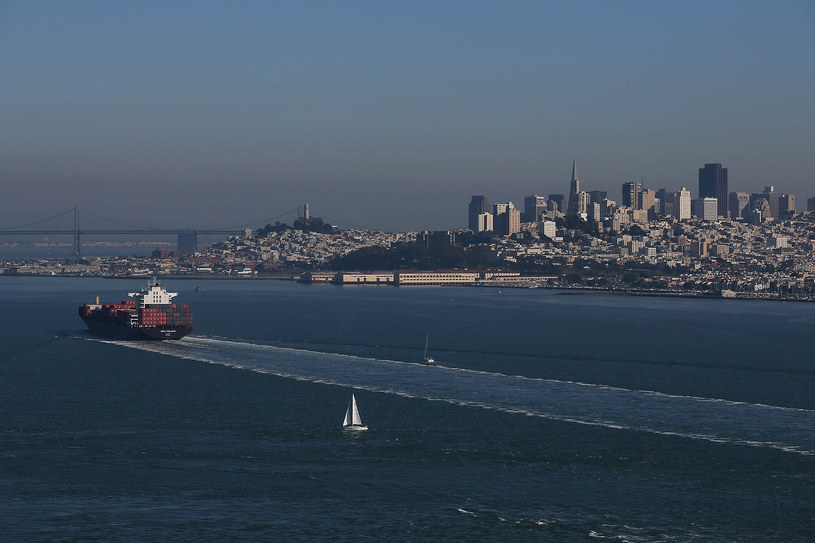 Mieszkańcy San Francisco zagrożeni odpadami radioaktywnymi /AFP