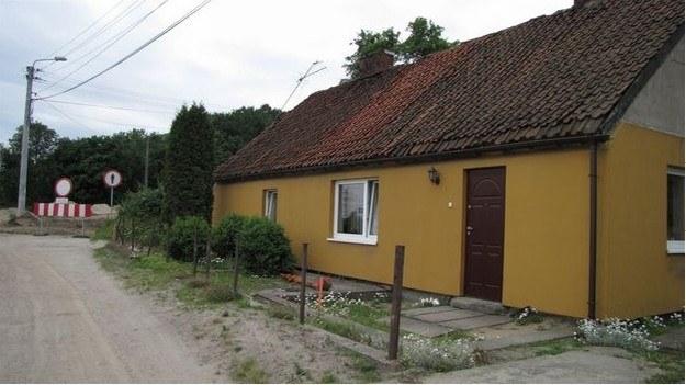 Mieszkańcy tego domu wstrzymali budowę /RMF