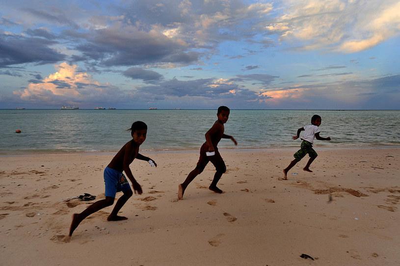 Mieszkańcy wioski zajmują się głównie rybołóstwem /Justin Mcmanus /Getty Images