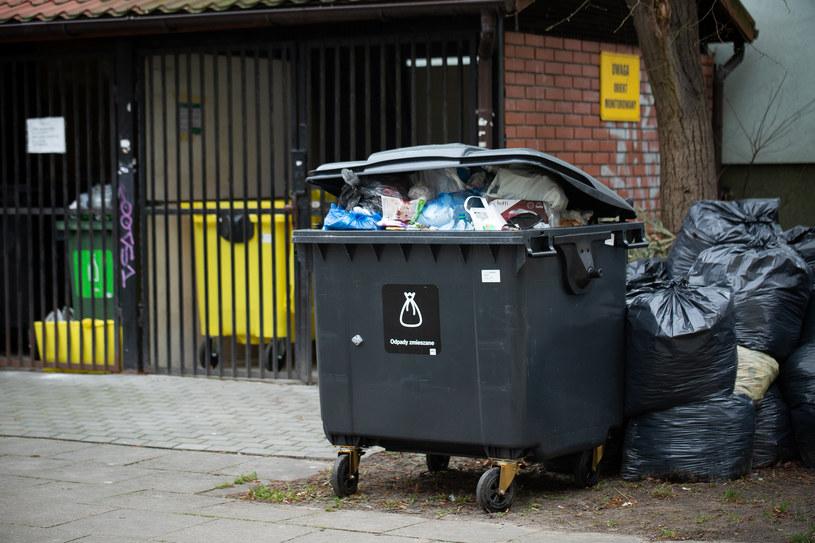 Mieszkańcy zapłacą tylko za odpady zmieszane? /Mateusz Wlodarczyk /FORUM