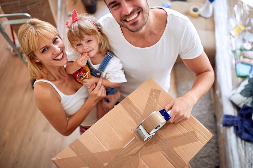 Mieszkania dla rodzin z dziećmi łatwiej dostępne /123RF/PICSEL