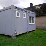 Mieszkania modułowe dla ofiar nawałnic