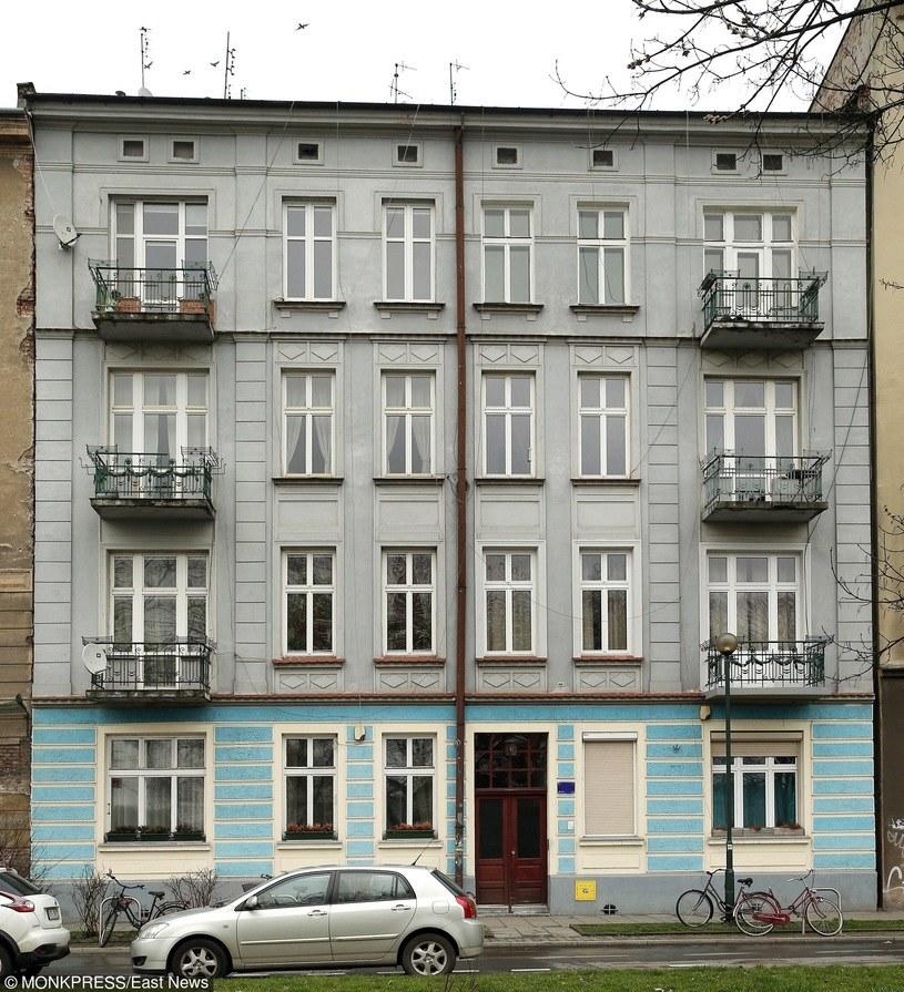 Mieszkanie Alicji Bachledy-Curuś w Krakowie /East News