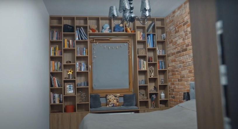 Mieszkanie Elżbiety Romanowskiej (screen z YouTube) /YouTube