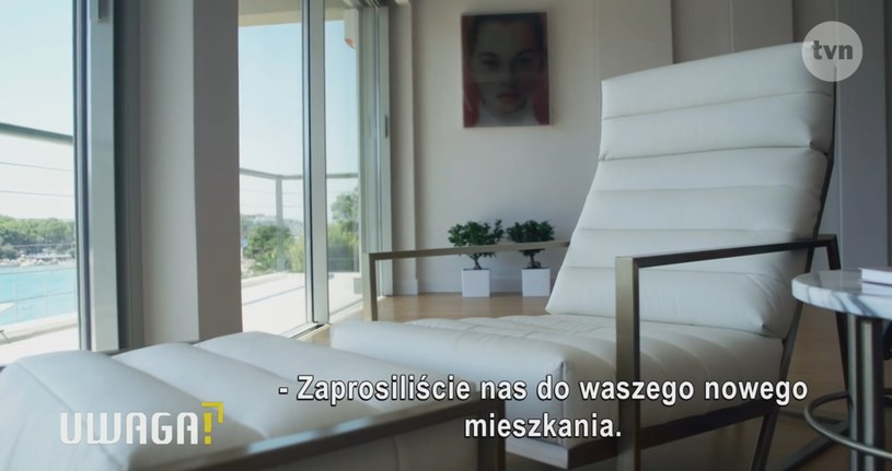 """Mieszkanie Ewy Chodakowskiej w programie """"Uwaga. Kulisy sławy"""" /"""