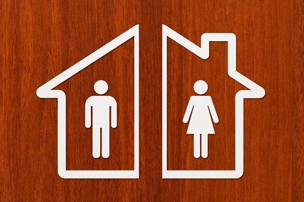 Mieszkaniowy problem przy rozwodach /©123RF/PICSEL