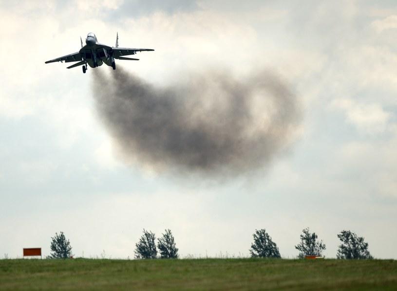 MiG-29; zdj. ilustracyjne /Bartosz Krupa /East News