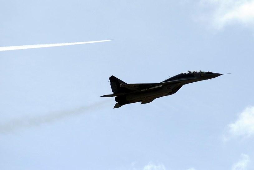 Mig-29, zdjęcie ilustracyjne /Wojciech Stóżyk /Reporter