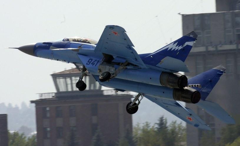 MiG-29K, zdj. ilustracyjne /Laski Diffusion /East News