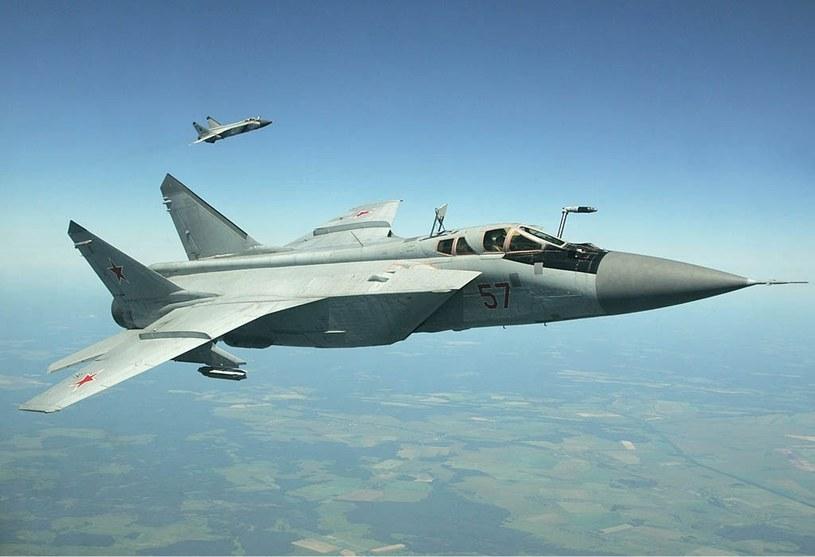 MiG-31 /Dmitriy Pichugin /Wikimedia