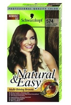 Migdałowa czekolada w linii Natural & Easy Multi-Shining Browns /materiały prasowe