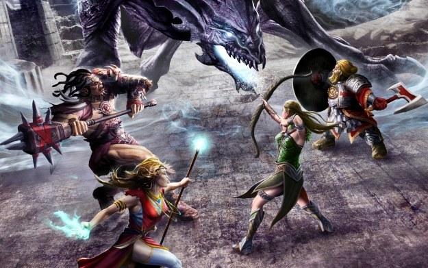 Might & Magic X: Legacy /materiały prasowe