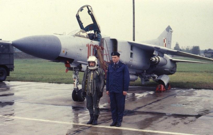 MiGi-23 miały być nosicielami taktycznych ładunków atomowych /East News