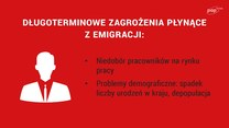Migracja zarobkowa Polaków – szansa czy zagrożenie?