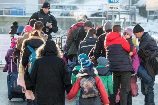 Migranci w Niemczech, zdj. ilustracyjne /PAP/EPA