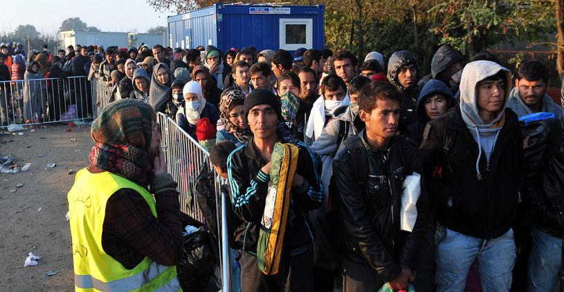 Migranci / zdj. ilustracyjne /AFP