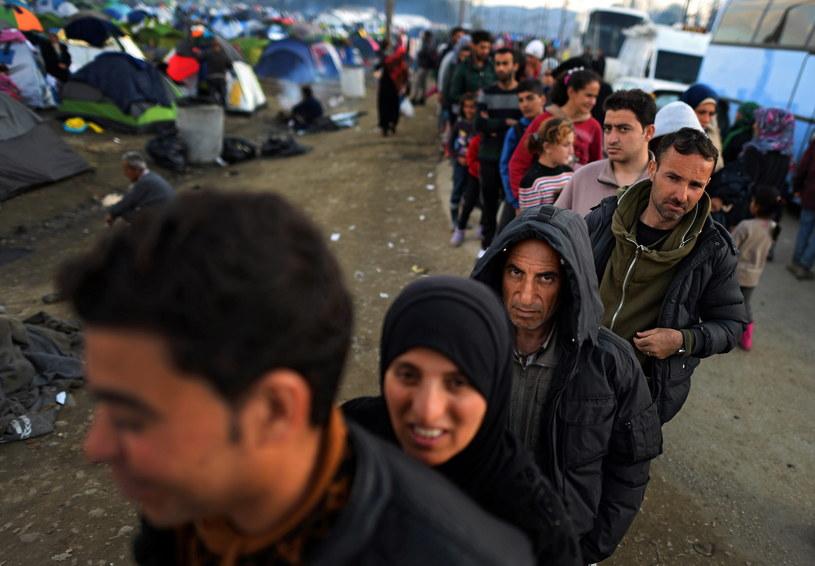 Migranci, zdj. ilustracyjne /NAKE BATEV /PAP/EPA