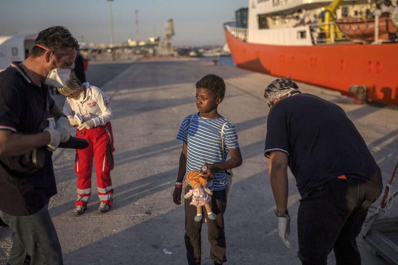 Migranci, zdj. ilustracyjne /AFP
