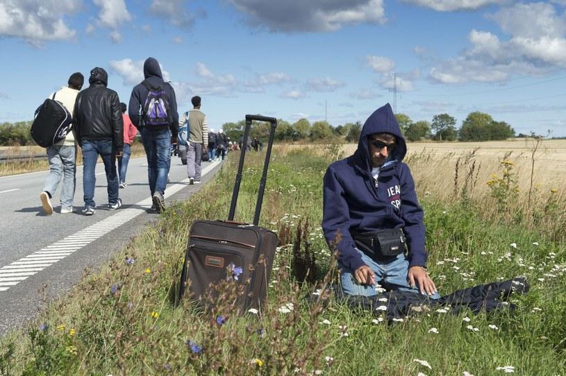 Migranci (zdj. ilustracyjne) /AFP /East News