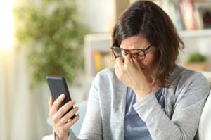Migrena oczna zwana migreną z aurą