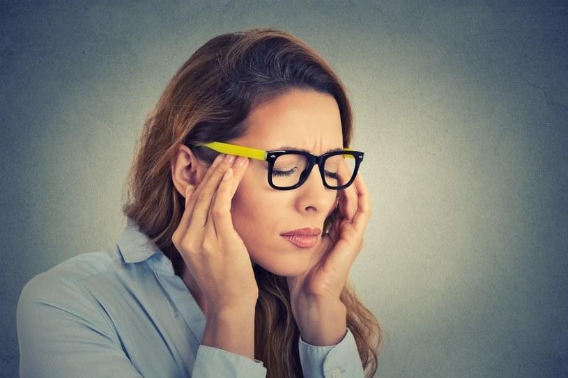 Migreny mogą trwać kilka dni /©123RF/PICSEL