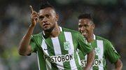 Miguel Borja najlepszym piłkarzem grającym w Ameryce Południowej