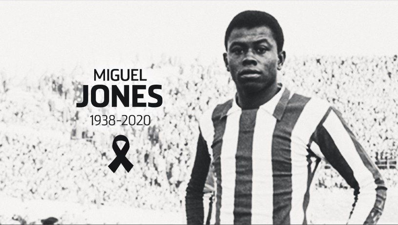 Miguel Jones nie żyje. Legendarny piłkarz Atletico miał 81 lat /Twitter/@Atleti /
