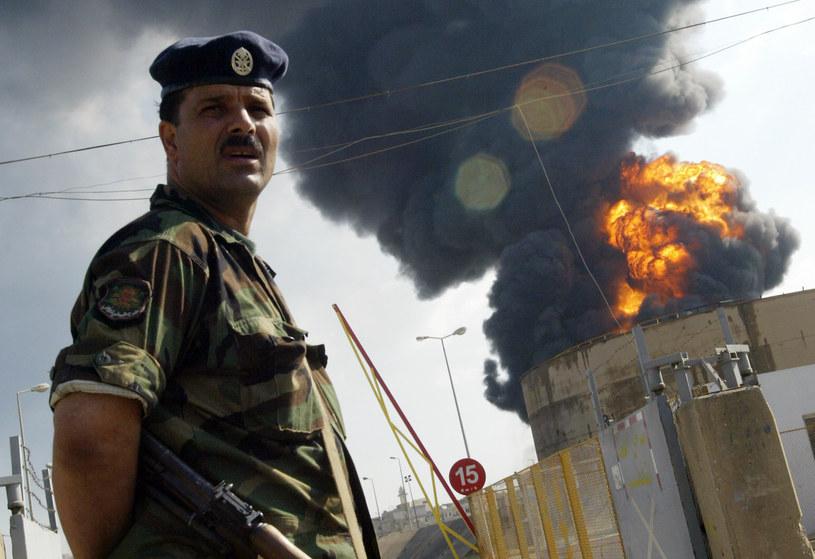 Mija 10 lat od rozpoczęcia wojny izraelsko-libańskiej /RAMZI HAIDAR /AFP