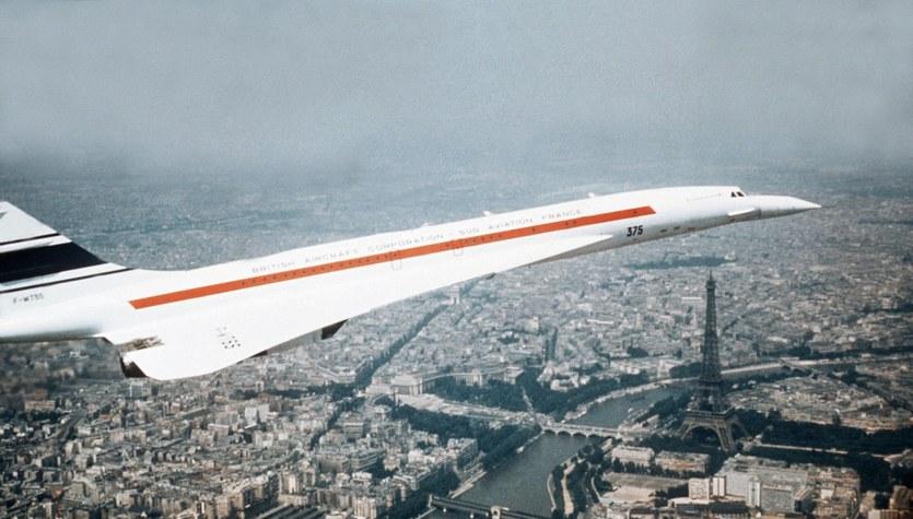 Mija 18 lat od ostatniego lotu Concorde'a