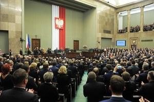 Mija rok od pierwszego posiedzenia Sejmu VIII kadencji