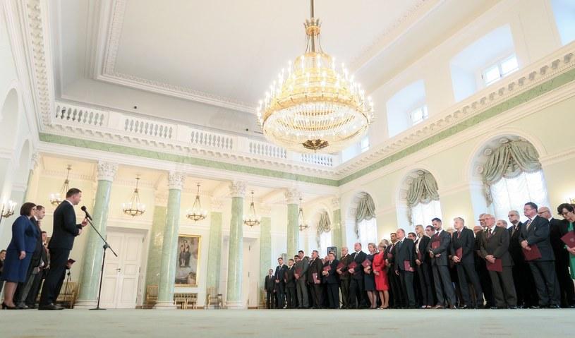 Mija rok od powołania przez prezydenta Andrzeja Dudę Rady Dialogu Spolecznego /Bartosz Krup /East News