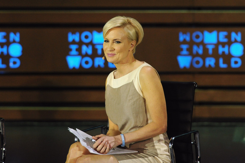 Mika Brzezinski /Andrew Toth / GETTY IMAGES NORTH AMERICA /AFP