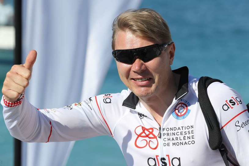 Mika Häkkinen /AFP