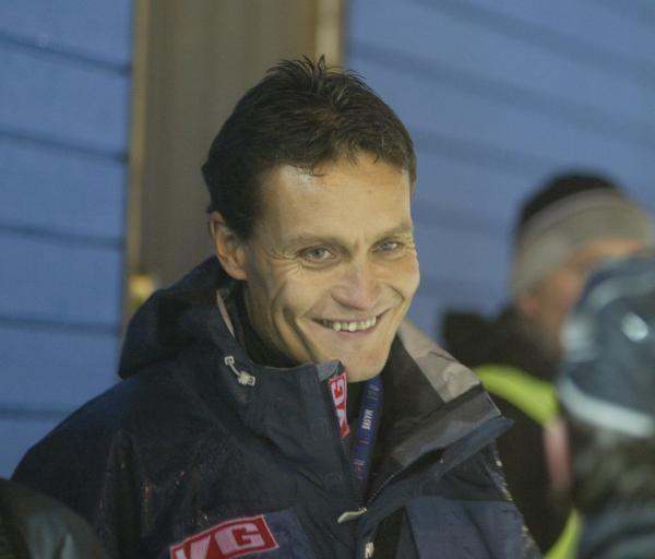 Mika Kojonkoski lubi konkursy na Wielkiej Krokwi w Zakopanem. Fot. Jerzy Kleszcz /Agencja Przegląd Sportowy