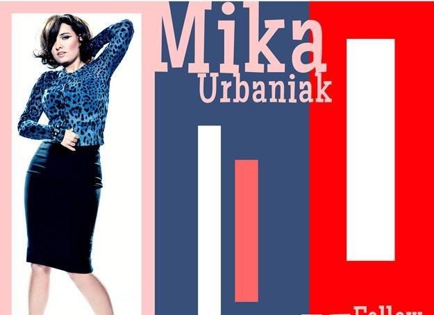"""Mika Urbaniak na okładce płyty """"Follow You"""" /"""