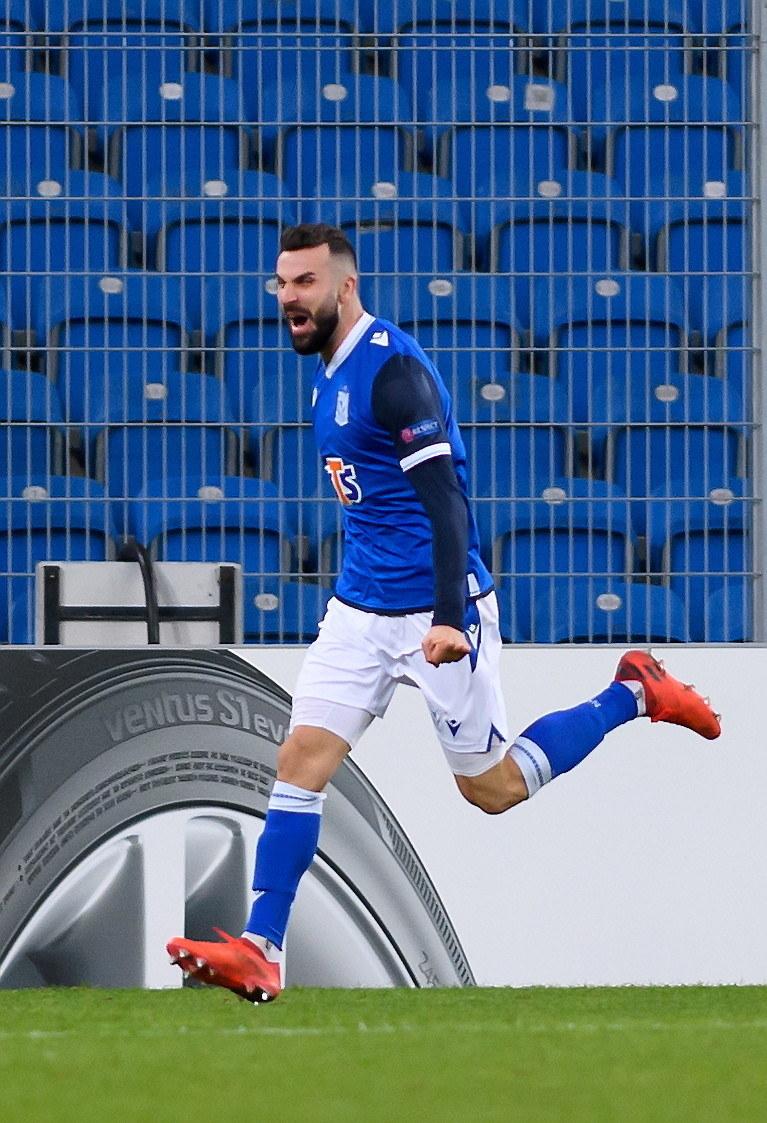 Mikael Ishak /Jakub Kaczmarczyk /PAP